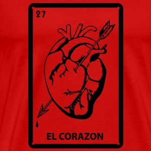 Corazon T-Shirts - Men's Premium T-Shirt