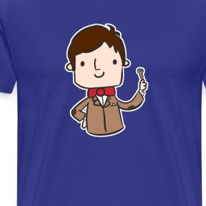 Don't Worry, I'm the Doctor - Men's Premium T-Shirt