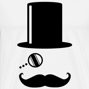 Like A Sir  T-Shirts - Men's Premium T-Shirt