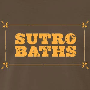Sutro Baths San Francisco Shirt - Men's Premium T-Shirt