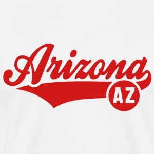 Arizona AZ T-Shirt RW - Men's Premium T-Shirt