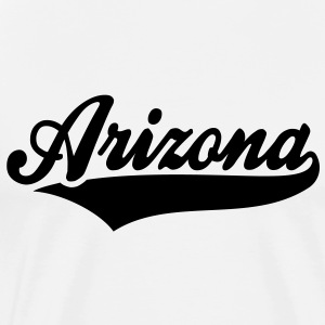 Arizona T-Shirt BW - Men's Premium T-Shirt