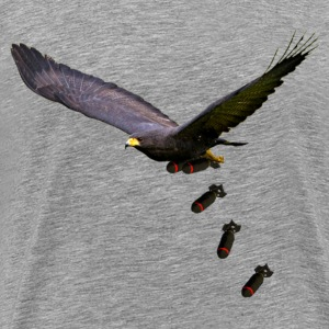 Black Hawk Bombing - Men's Premium T-Shirt