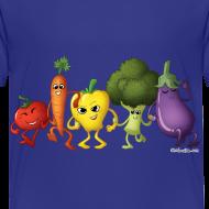 Design ~ Toddler Veggie Rainbow T-Shirt
