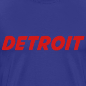 DETROIT T-Shirts - Men's Premium T-Shirt