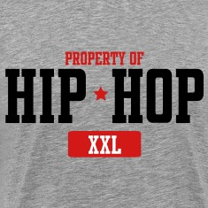 Property Of Hip-Hop  T-Shirts
