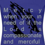 Design ~ Mercy from the Lord
