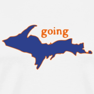 Going U.P. T-Shirts - Men's Premium T-Shirt