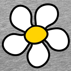 flower_power_3c T-Shirts - Men's Premium T-Shirt