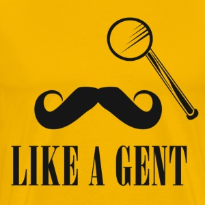 Like A Gent T-Shirts - Men's Premium T-Shirt