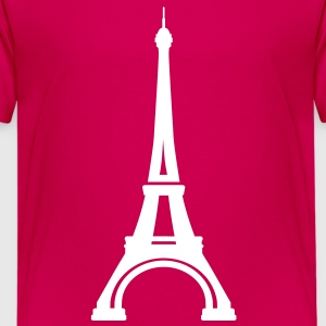 Eiffel Tower Paris Kids' Shirts - Kids' Premium T-Shirt