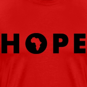 Hope for Africa - Men's Premium T-Shirt