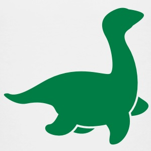 loch ness dinosaur creature monster simple Baby & Toddler Shirts - Toddler Premium T-Shirt