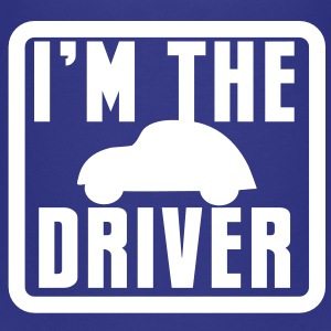 I'm the driver sports car little vehicle Baby & Toddler Shirts - Toddler Premium T-Shirt