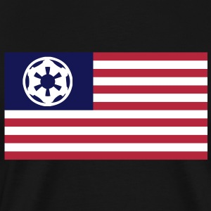 Imperial USA (Star Wars) T-Shirts - Men's Premium T-Shirt