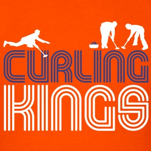 Curling Kings - Men's T-Shirt