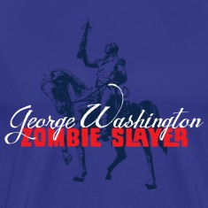 George Washington the Zombie SLayers