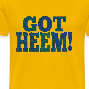 Got Heem T-Shirts - Men's Premium T-Shirt