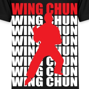Wing Chun - Toddler Premium T-Shirt
