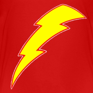 lightning bolt Baby & Toddler Shirts - Toddler Premium T-Shirt