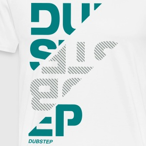 DUBSTEP v02 - Men's Premium T-Shirt