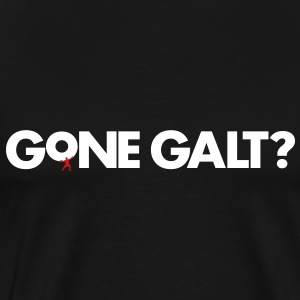 Gone Galt - Men's Premium T-Shirt