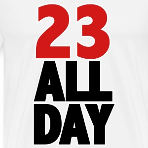 23 ALL DAY [NEW] T-Shirts - Men's Premium T-Shirt
