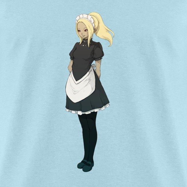 Kat Gravity Rush Maid