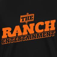 Design ~ Original Men's T 2 Orange on Black
