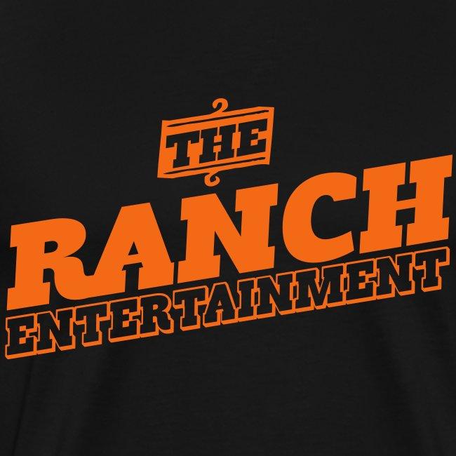 Original Men's T 2 Orange on Black