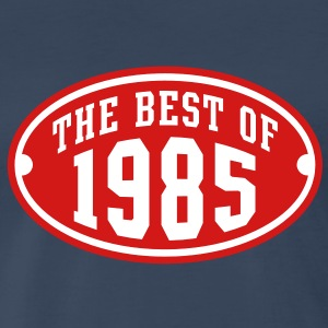 THE BEST OF 1985 2C Birthday Anniversary T-Shirt - Men's Premium T-Shirt