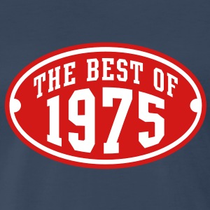 THE BEST OF 1975 2C Birthday Anniversary T-Shirt - Men's Premium T-Shirt