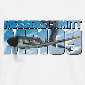 Messerschmitt Bf109 - Men's Premium T-Shirt