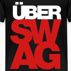 Über SWAG Baby & Toddler Shirts