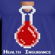 Design ~ Health Coverage Men's 3XL & 4XL Shirt
