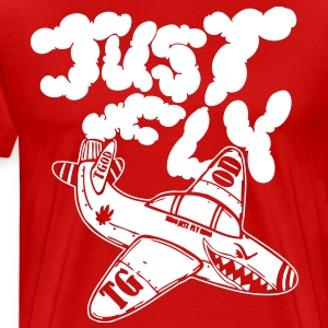 Just Fly T-Shirts - stayflyclothing.com - Men's Premium T-Shirt