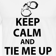 TIE ME UP T-Shirts