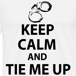 TIE ME UP T-Shirts - Men's Premium T-Shirt