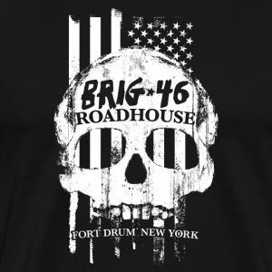 BRIG 46 ROADHOUSE T-Shirts - Men's Premium T-Shirt