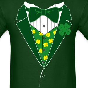 Leprechaun Jacket Shirt - Men's T-Shirt