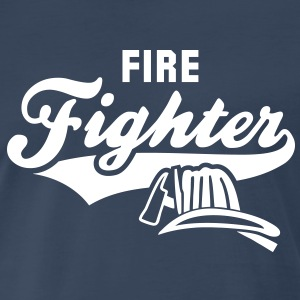 Firefighter T-Shirt - Men's Premium T-Shirt