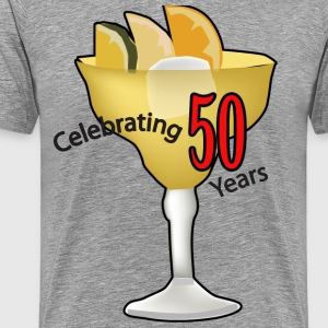 Celebrating 50 Years - Men's Premium T-Shirt