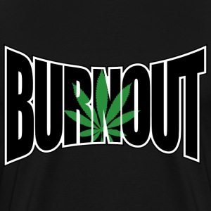 Burnout T-Shirts - Men's Premium T-Shirt