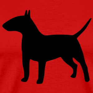 Bull Terrier - Men's Premium T-Shirt