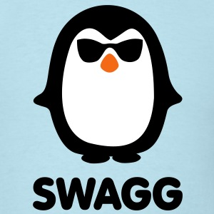 SWAGG pinguin T-Shirts - Men's T-Shirt