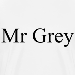 Mr Grey T-Shirts - Men's Premium T-Shirt