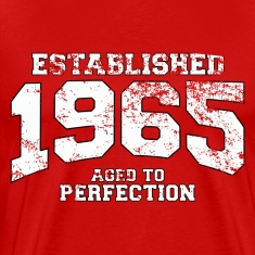 established_1965 T-Shirts
