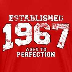 established_1967 T-Shirts
