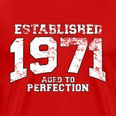 established_1971 T-Shirts