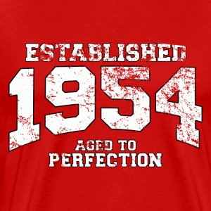 established_1954 T-Shirts - Men's Premium T-Shirt
